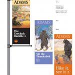 Jamie Purinton, Landscape Architecture, Public Projects, Adams Massachuessettes