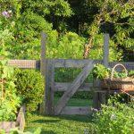 Jamie Purinton Landscape Architecture, garden gate hillsdale