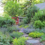 Jamie Purinton Landscape Architecture, red gate hillsdale