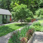 Jamie Purinton Landscape Architecture, vegie and shed portfolio